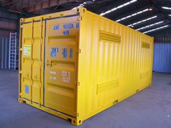 20' Dangerous Goods Storage Container