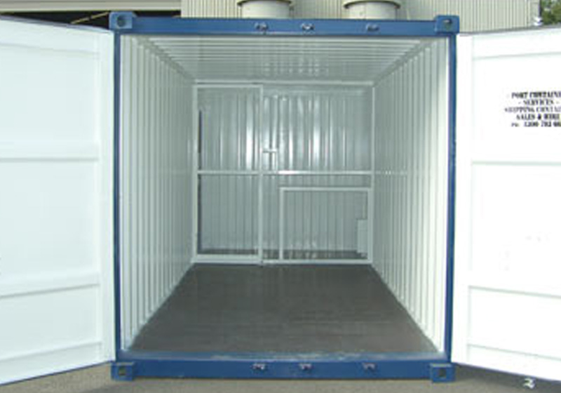 Container Cage - Special Project