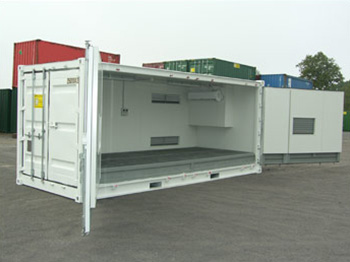 Insulated Dangerous Goods Container